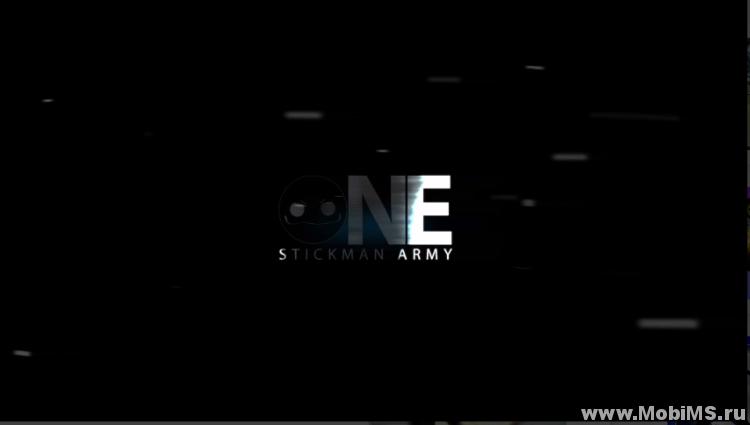 Игра One Stickman Army для Android