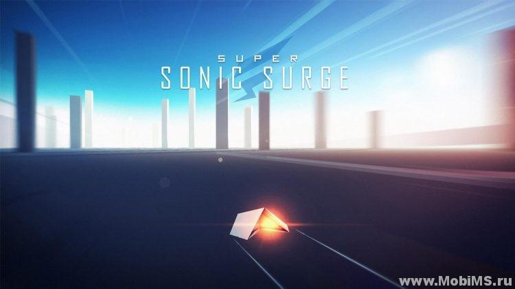 Игра Super Sonic Surge - Мод на валюту для Android