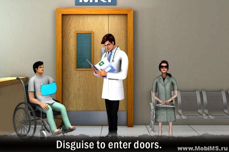 Игра Prisoner Escape in Hospital (Заключенный побег - больница) для Android