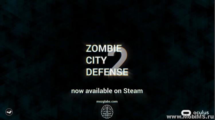 Игра Zombie City Defense 2 (Зомби: Защита города 2) для Android
