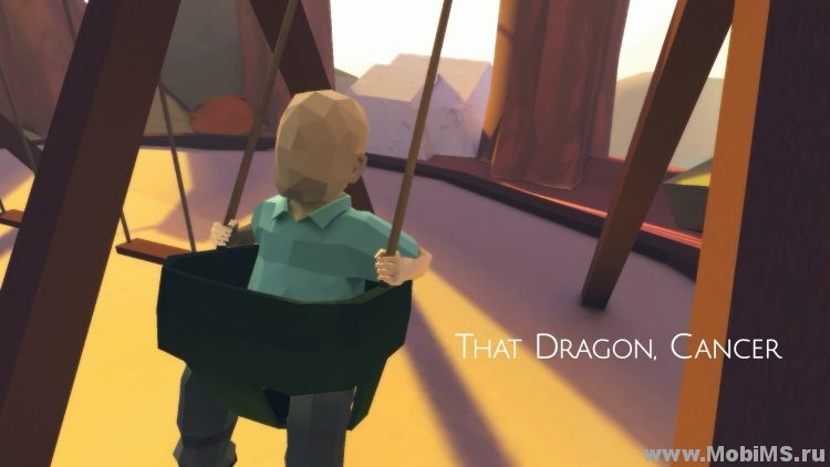 Игра That Dragon, Cancer для Android