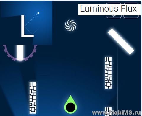 Игра Luminous Flux для Android