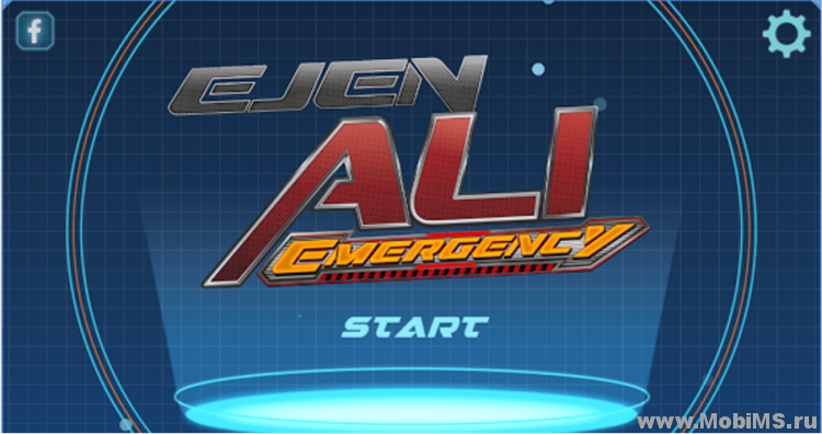 Игра Ejen Ali : Emergency для Android