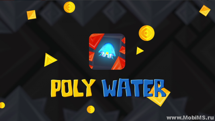 Игра Poly Water для Android
