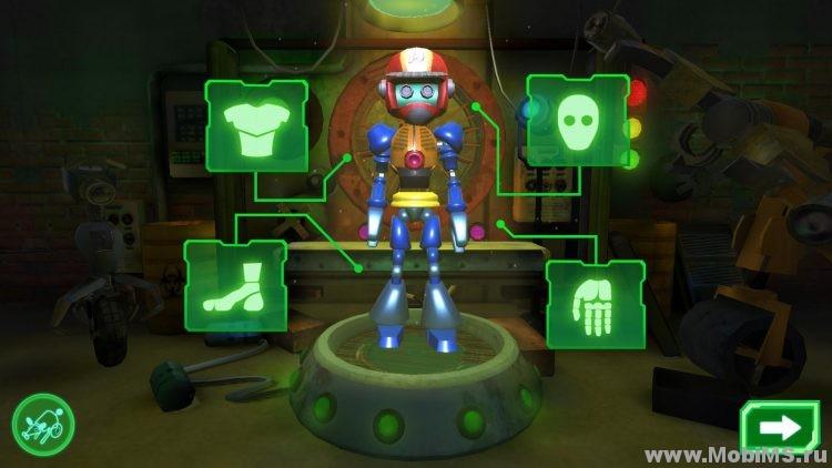 Игра Annedroids Compubot Plus для Android