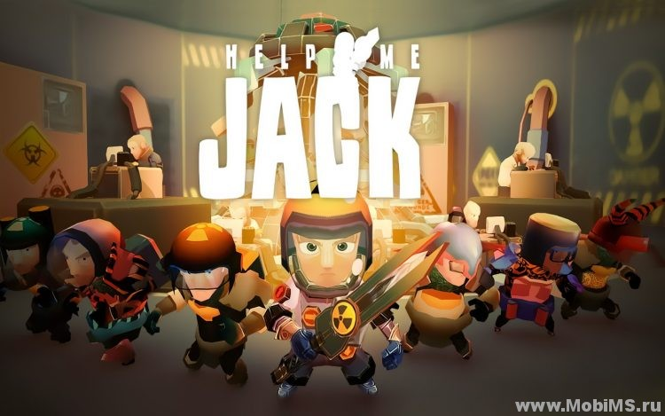 Игра Help Me Jack: Save the Dogs для Android