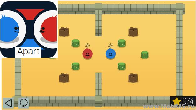 Игра Apart для Android