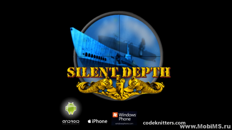 Игра Silent Depth Submarine Sim для Android