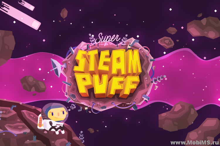 Игра Super SteamPuff для Android