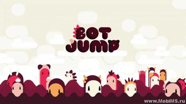 Игра Bot Jump для Android