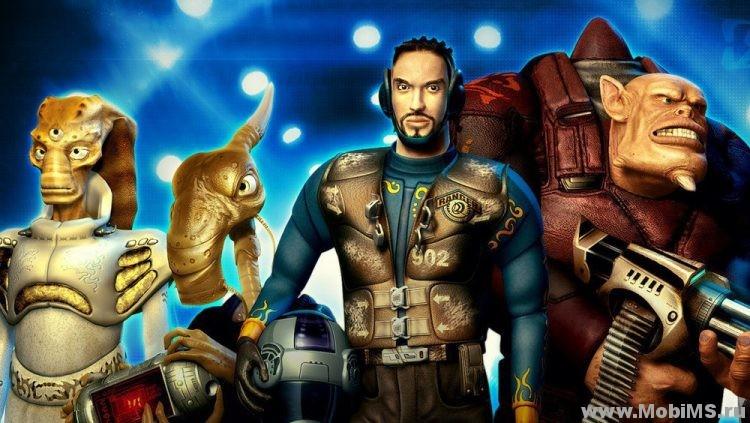 Игра Space Rangers: Quest для Android