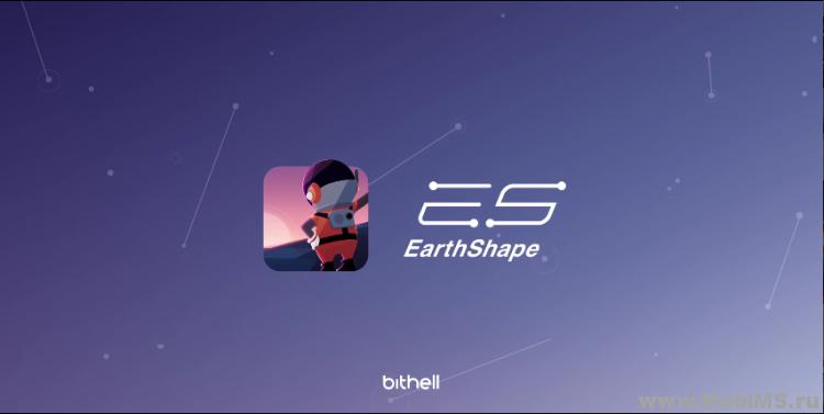 Игра EarthShape для Android