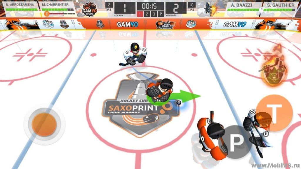 Игры хоккей на 1