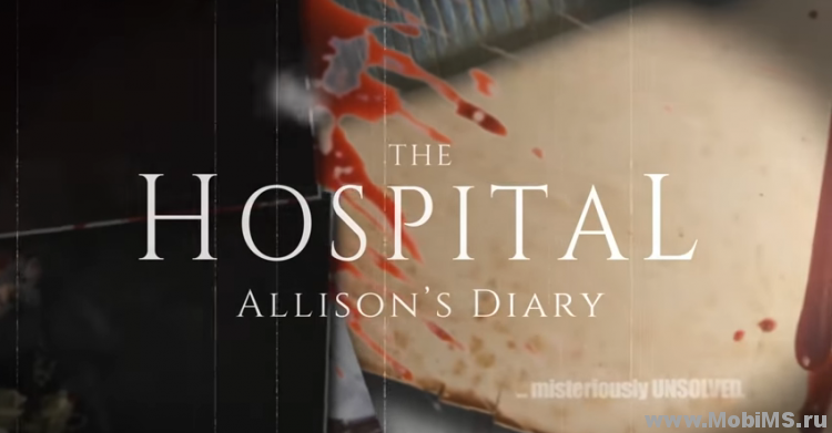 Игра The Hospital: Allison's Diary для Android