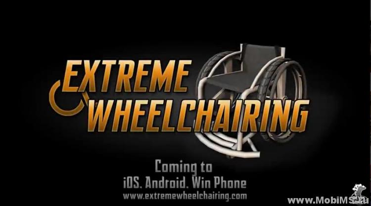 Игра Extreme Wheelchairing Premium для Android