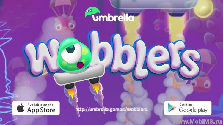 Игра Wobblers для Android