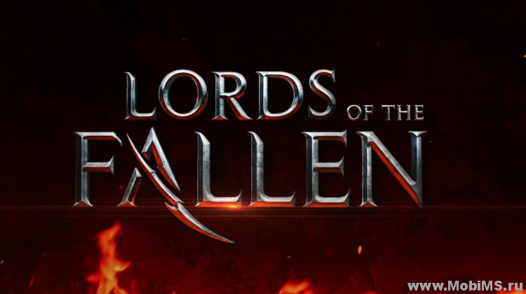 Игра Lords of the Fallen для Android