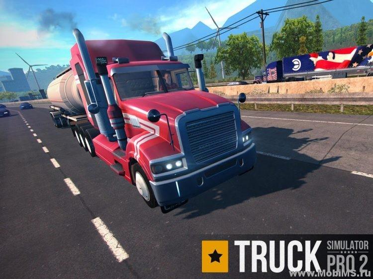 Игра Truck Simulator PRO 2 для Android