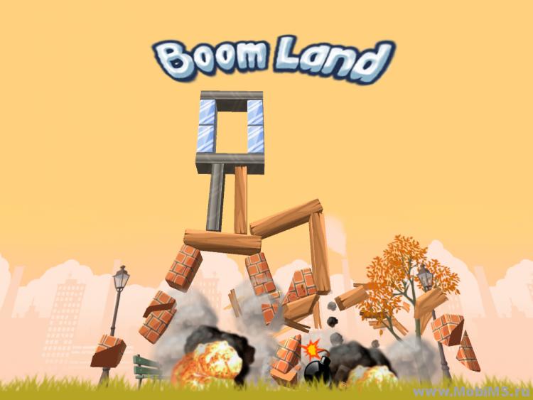 Игра Boom Land для Android