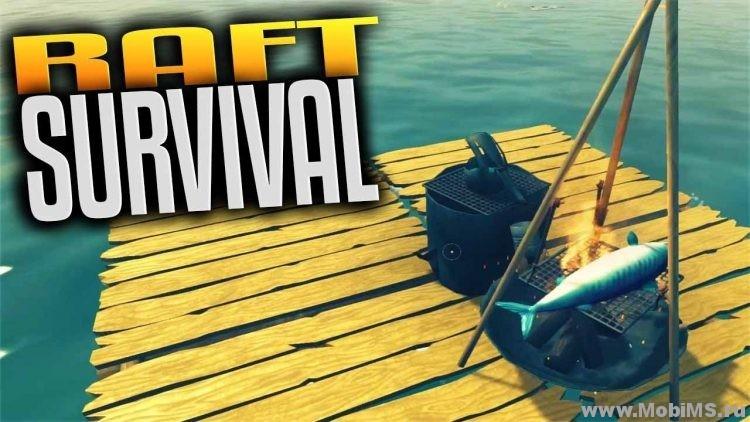 Игра Raft Survival Simulator для Android