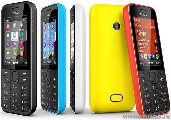 Прошивка версии 10.24 для Nokia 208 (RM-948)
