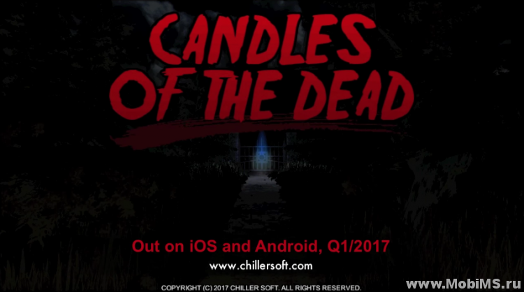 Игра Candles of the Dead для Android