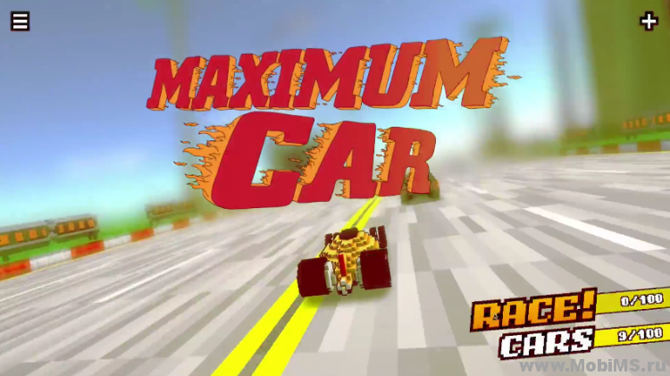 Игра MAXIMUM CAR для Android