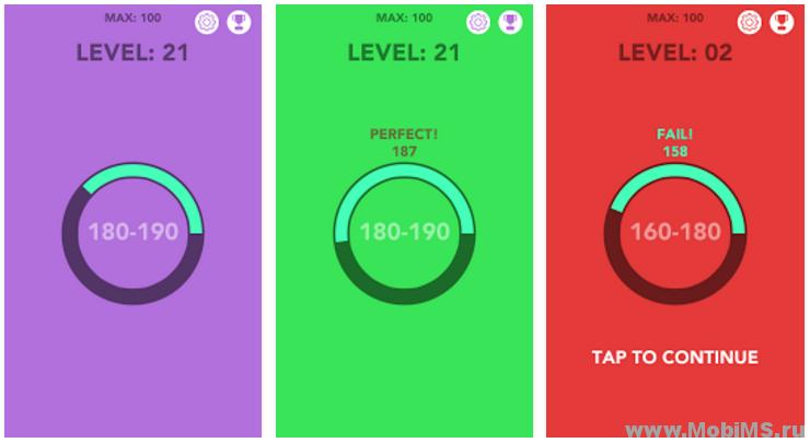 Игра 360 Challenge для Android