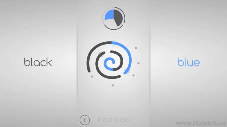 Игра Black Blue для Android