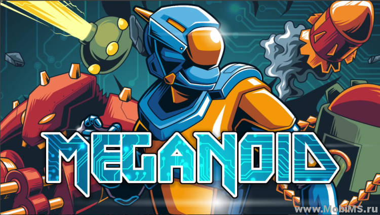 Игра Meganoid для Android
