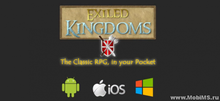 Игра Exiled Kingdoms RPG для Android