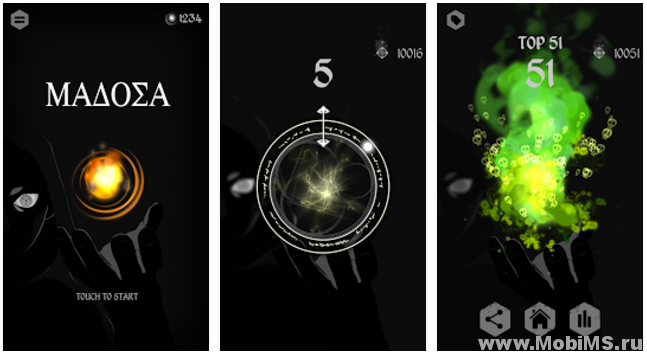 Игра MADOSA для Android
