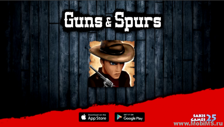 Игра Guns and Spurs для Android