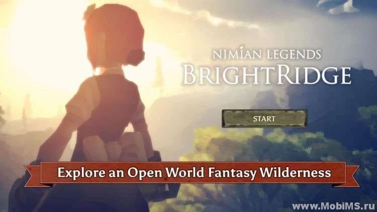 Игра Nimian Legends : BrightRidge для Android