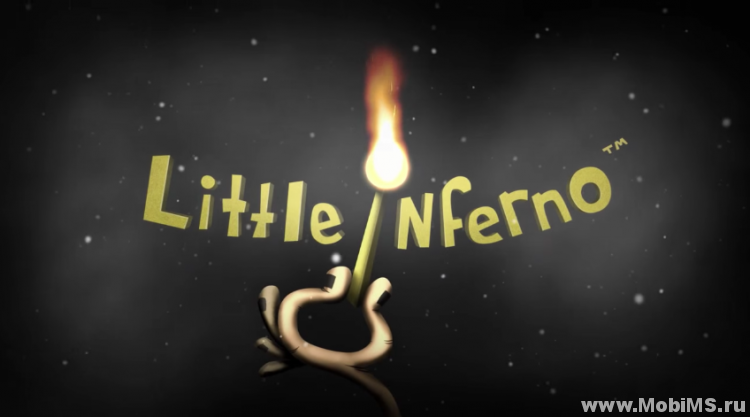 Игра Little Inferno для Android