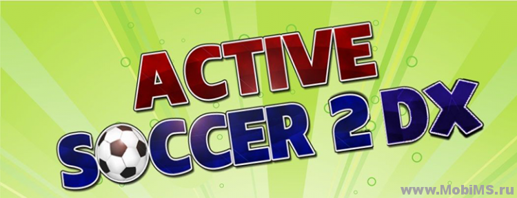 Игра Active Soccer 2 DX для Android