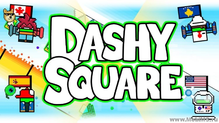 Игра Dashy Square для Android