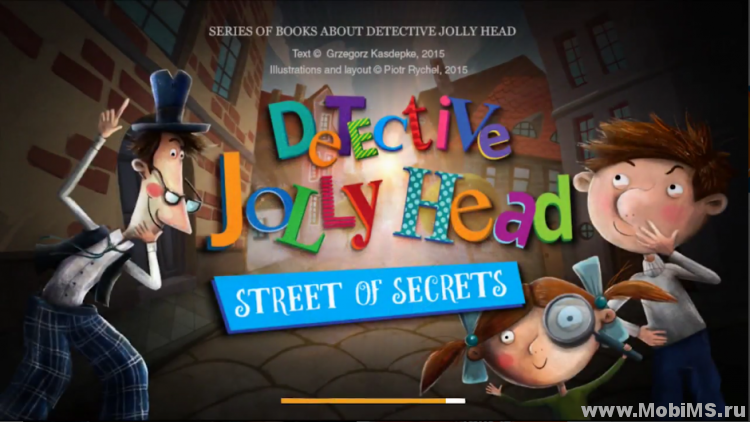 Игра Detective Jolly Head для Android