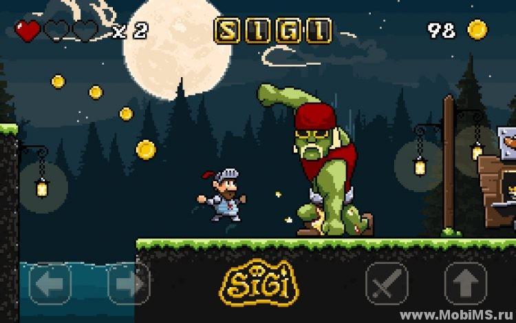 Игра Sigi для Android