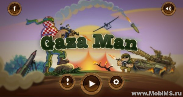 Игра Gaza Man 2.0 Full для Android