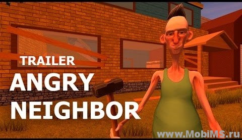 Игра Angry Neighbor Hello from home для Android
