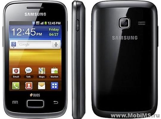 Прошивка Samsung S6102 Galaxy Y Duos