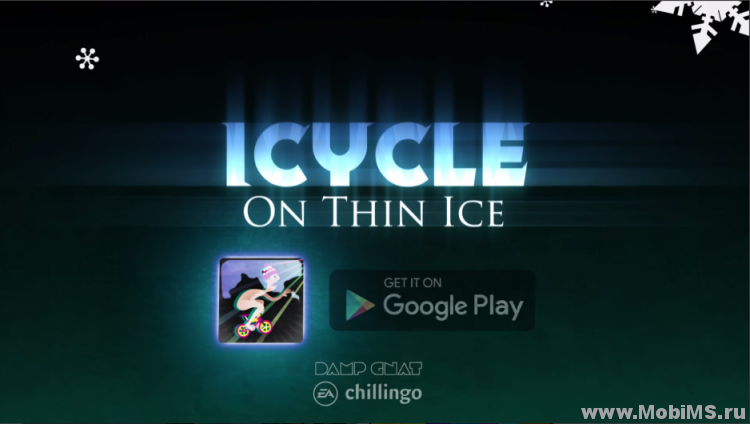 Игра iCycle: On Thin Ice Android