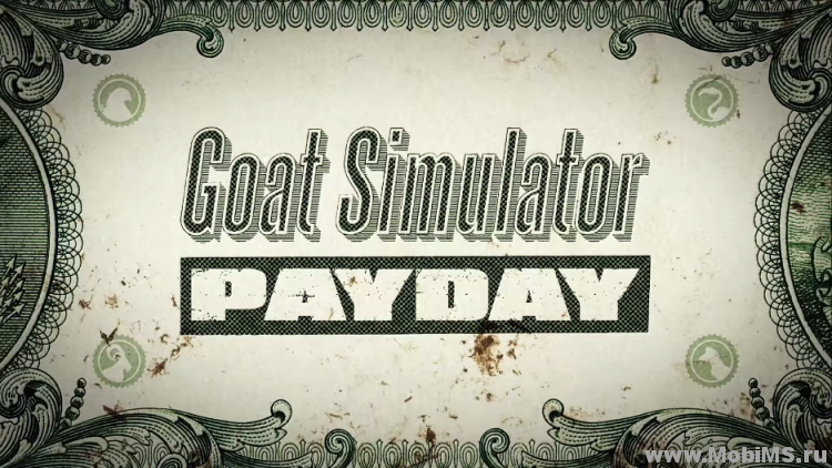 Игра Goat Simulator Payday для Android