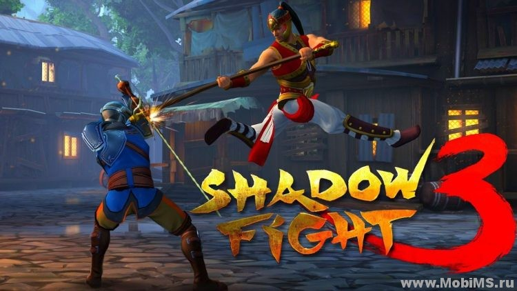 Игра Shadow Fight 3 для Android