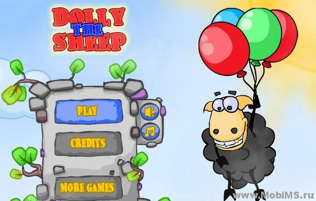 Игра Dolly The Sheep для Android