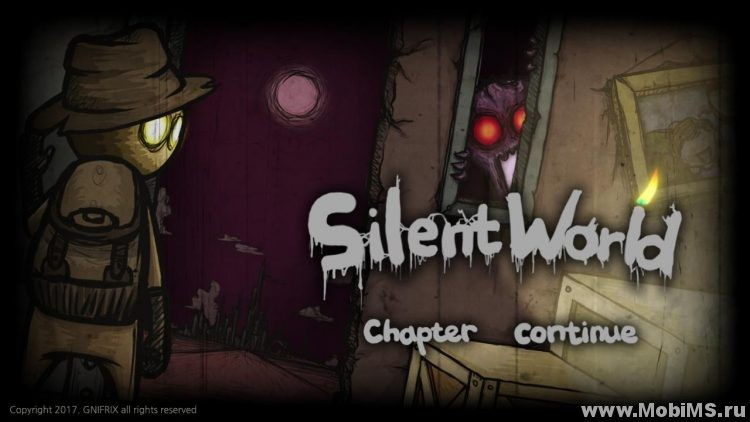Игра Silent World Adventure для Android