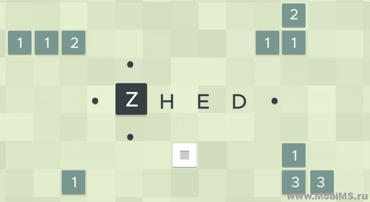 Игра ZHED - Puzzle Game для Android