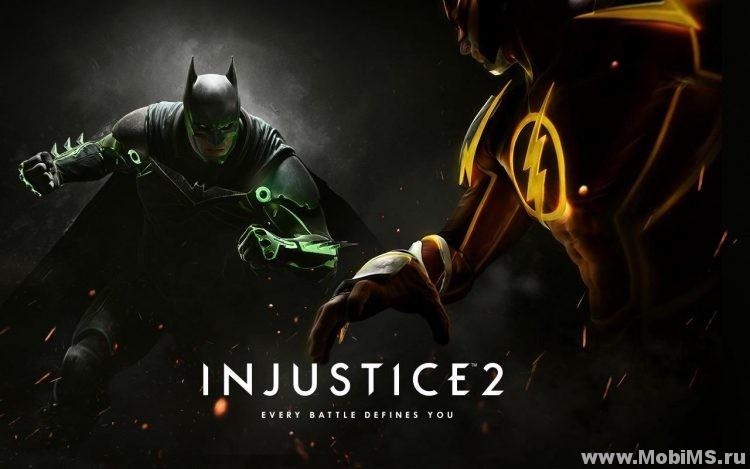 Игра Injustice 2 для Android