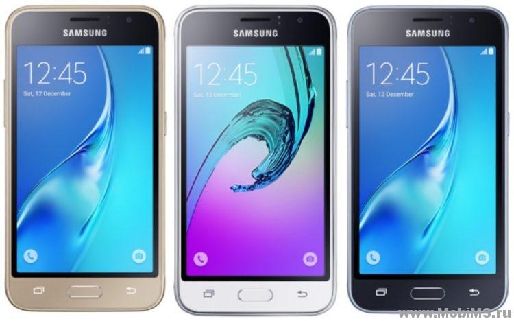 Прошивка и разлочка Samsung Galaxy J1 2016 SM-j120F